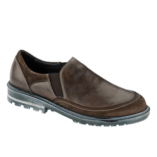 Naot Pemba Men's Slip On Leather and Suede Shoe