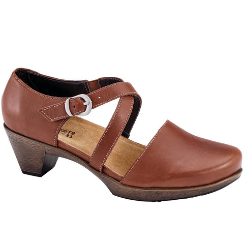Sharkia Leather Mule