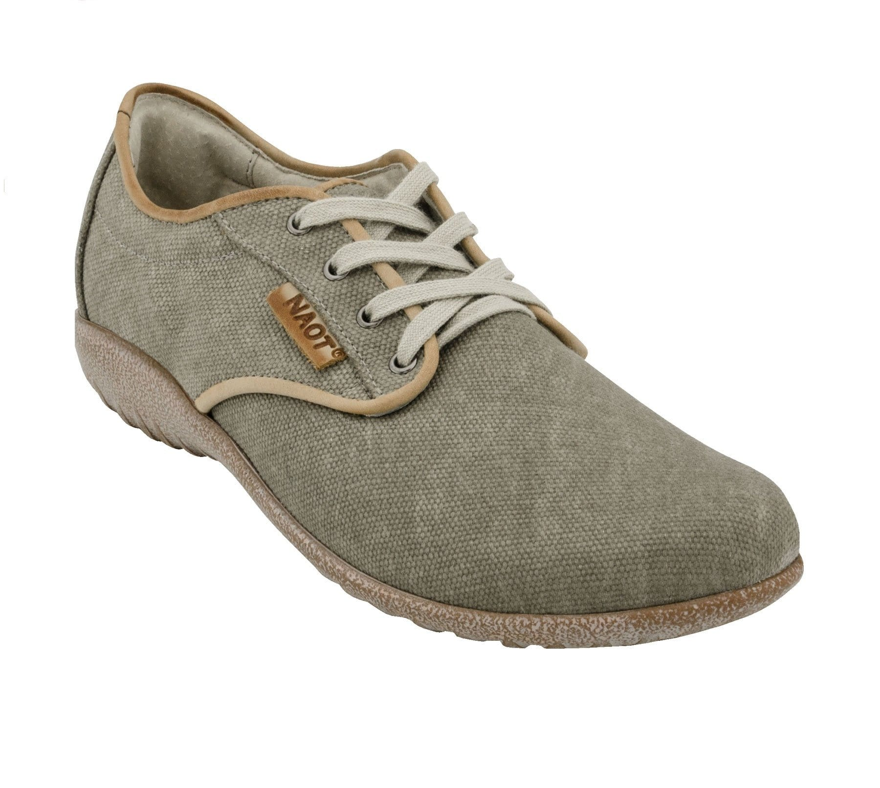 Naot Women's Tiaki Fabric Lace Up Shoe