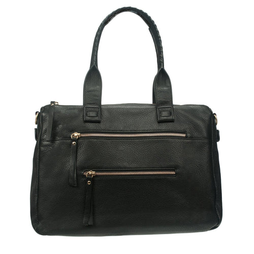 Osgoode Marley Hazel Satchel (7033) Leather Versatile Cross Handbag