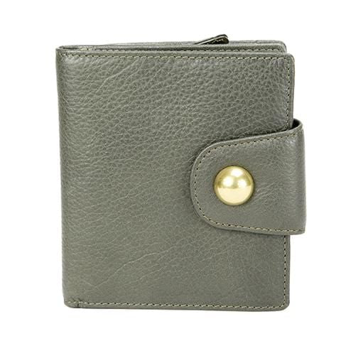 RFID Compact Snap Wallet (1281)