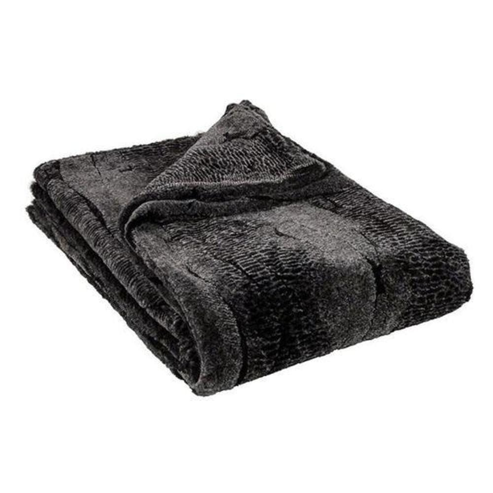 Pandemonium Faux Fur Throw Blanket | Simons Shoes