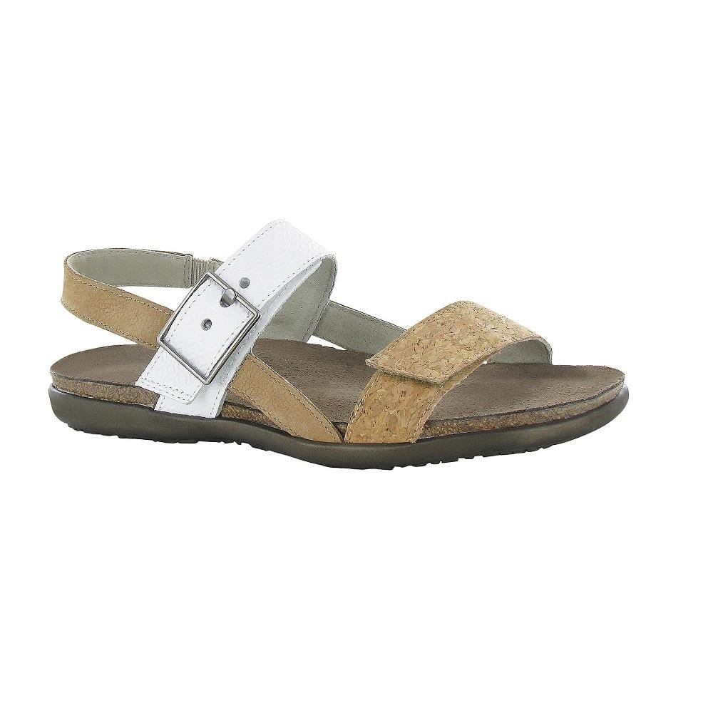Naot Norah Women's Leather Adjustable Slingback Comfort Sandal