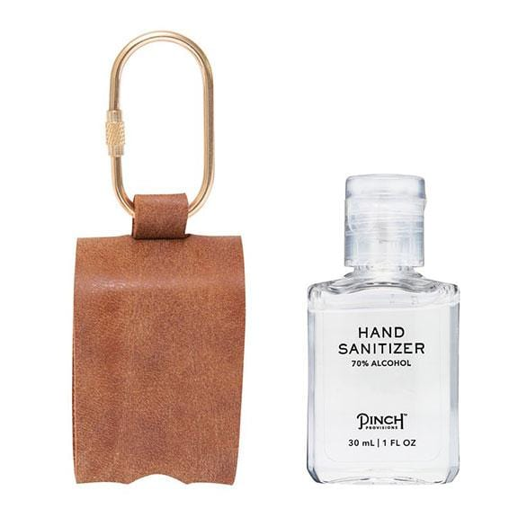 Pinch Provisions Hand Sanitizer Case Vegan Leather | Simons Shoes
