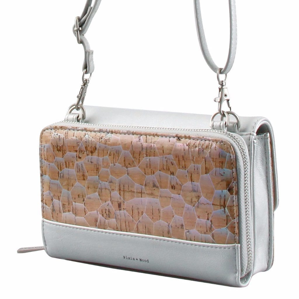 Pixie Mood Women's Jane Wallet and Crossbody (JAN-S17) Vegan Purse