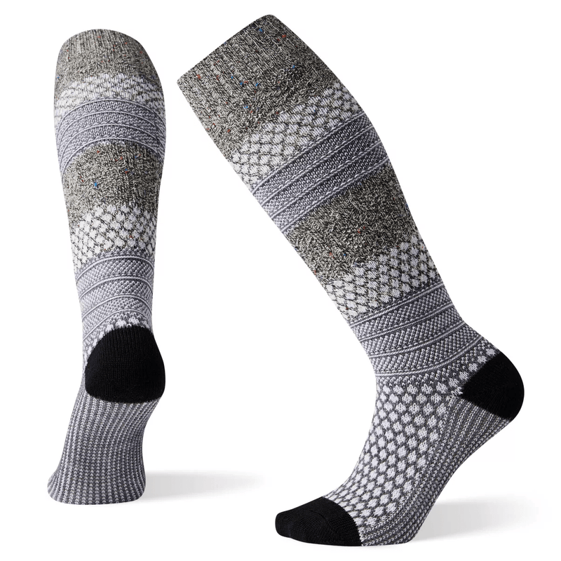 Smartwool Popcorn Cable Women's Knee High Socks | Simons Shoes