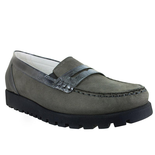 Waldläufer Eliza | Women's Leather Penny Loafer (U582) | Simons Shoes