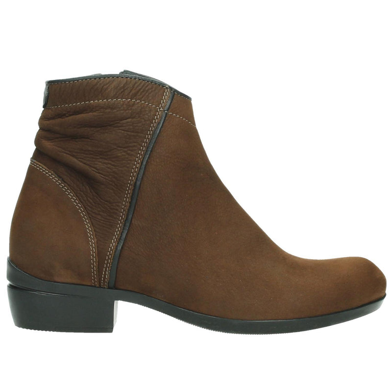 Wolky Winchester 0954 | Women's Leather Waterproof Bootie | Simons