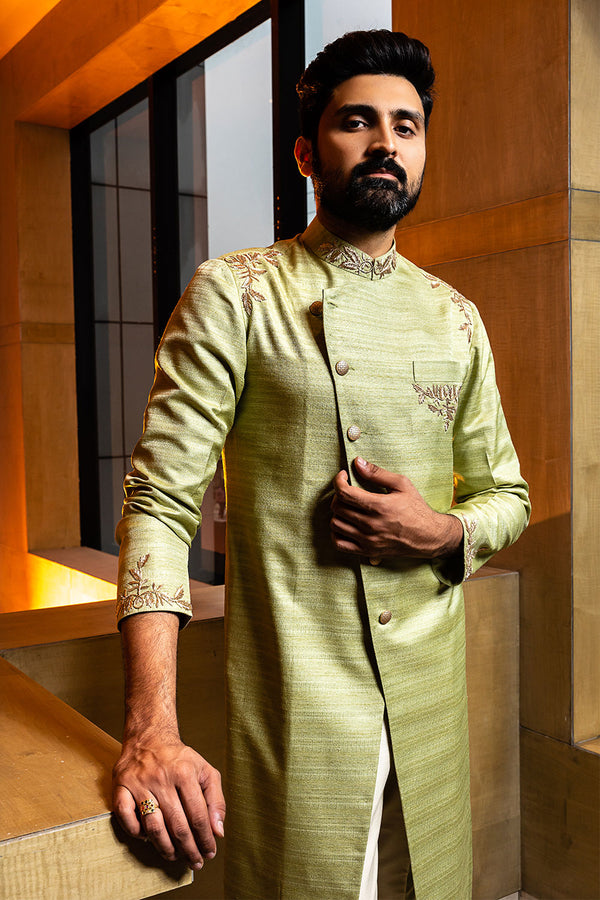 Dusty Green Kurta