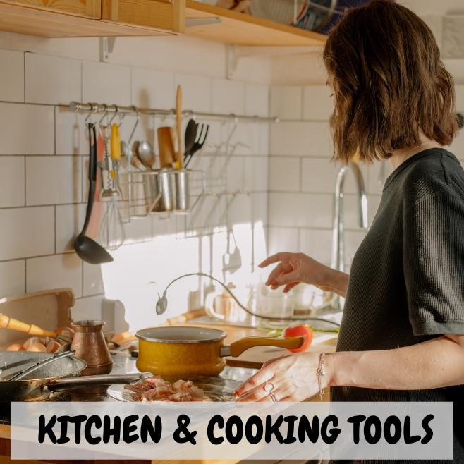 Kitchen & Cooking Tools