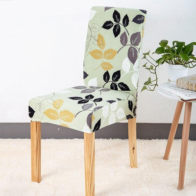 Chair Cover Flower style
