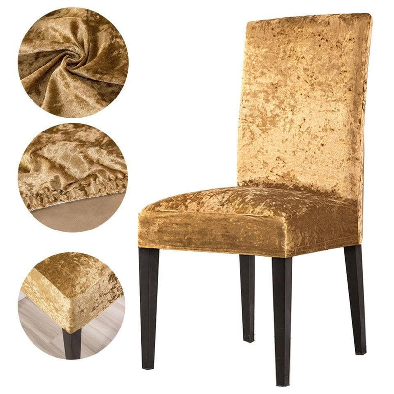 Chair Cover Velvet edition