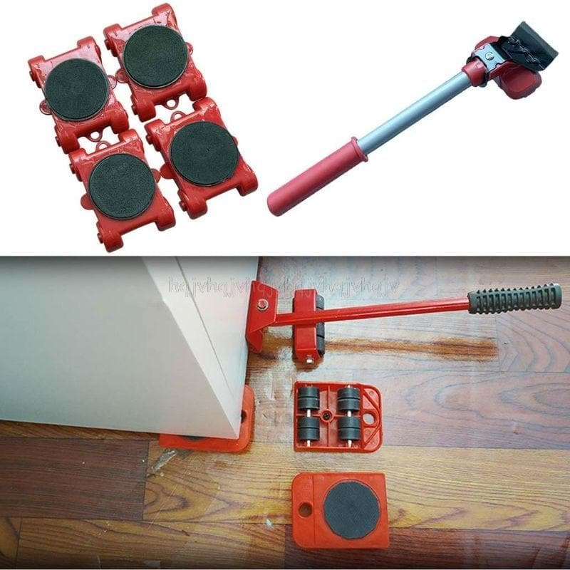 Heavy Furniture Roller Move Tool Pro