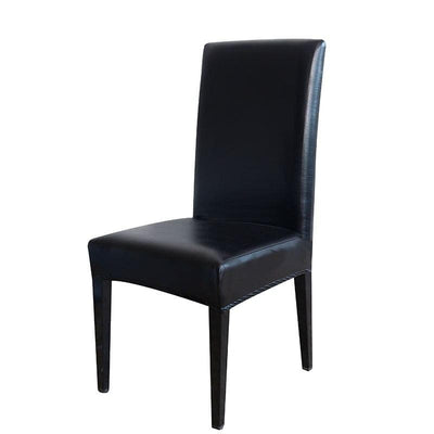 Chair cover Leather