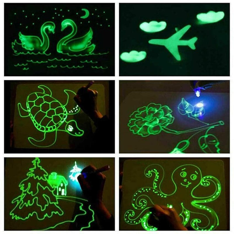 Light Drawing Toy
