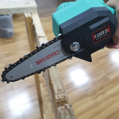 LITHIUM CHAINSAW Rechargeable 24V