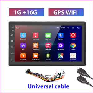 Universal Android Car Multimedia Video Player