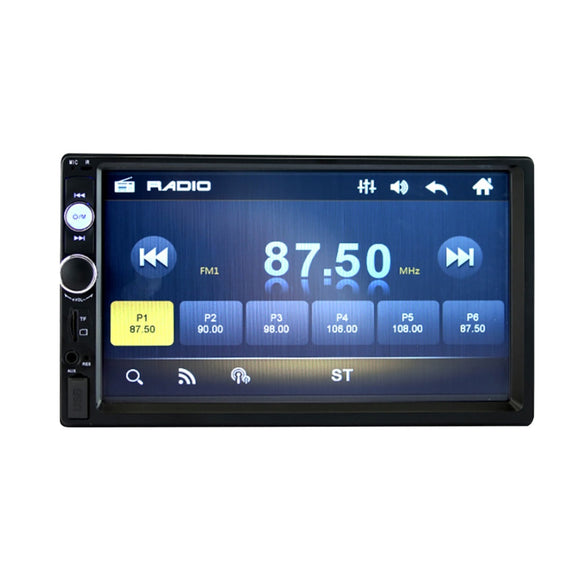 Car Stereo Radio MP5 Player
