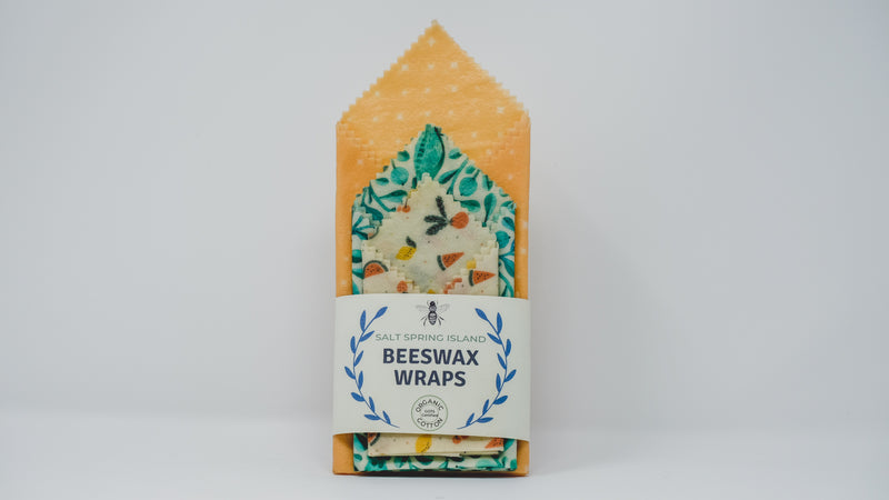 3-pack Beeswax Wraps