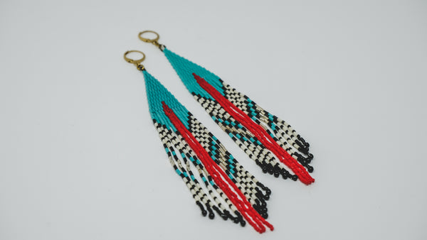 Hawa'a Earrings 'CASCADIA'