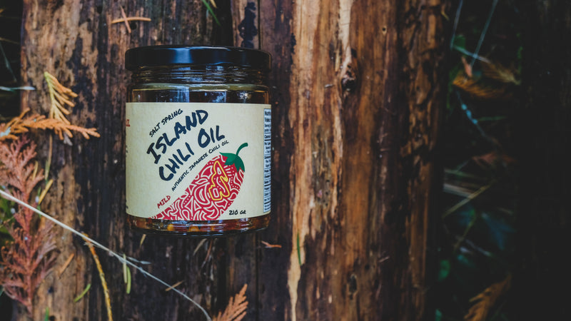 Salt Spring Island Chili Oil