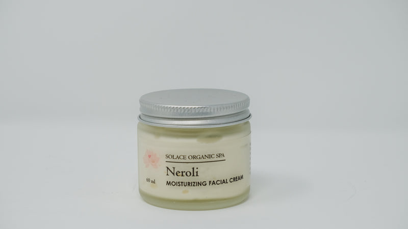 Neroli: Moisturizing Facial Cream
