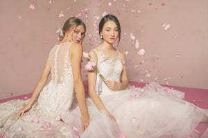 3 wedding dress trends for 2020 that all bridal shop owners should know