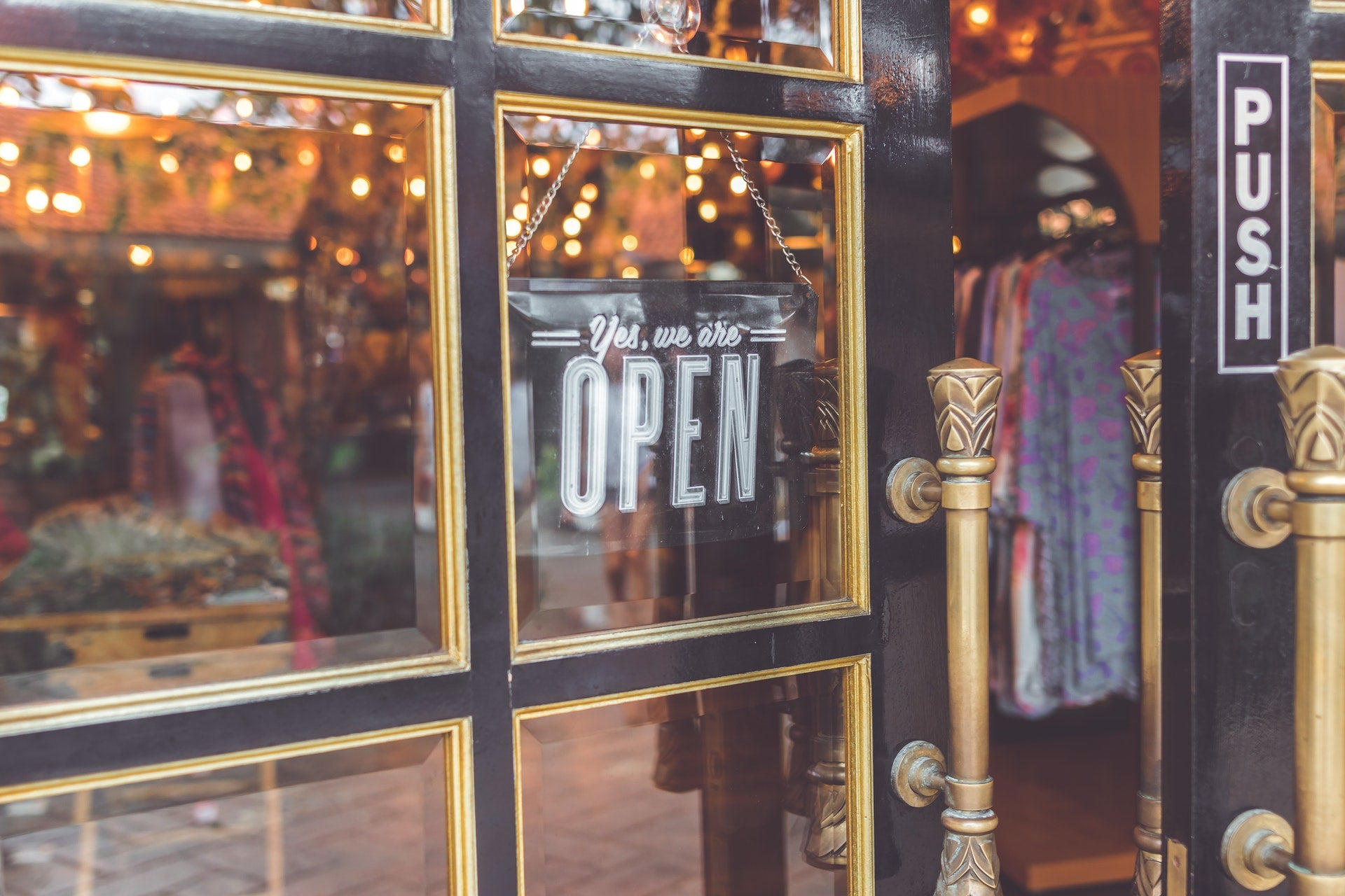 In-store retail events to attract new customers