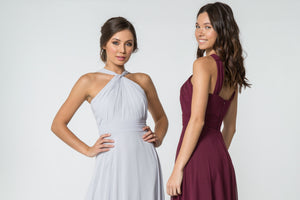 Bridesmaid dresses that never go out of style