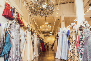 Choose the best premium designer dresses for your fashion boutique