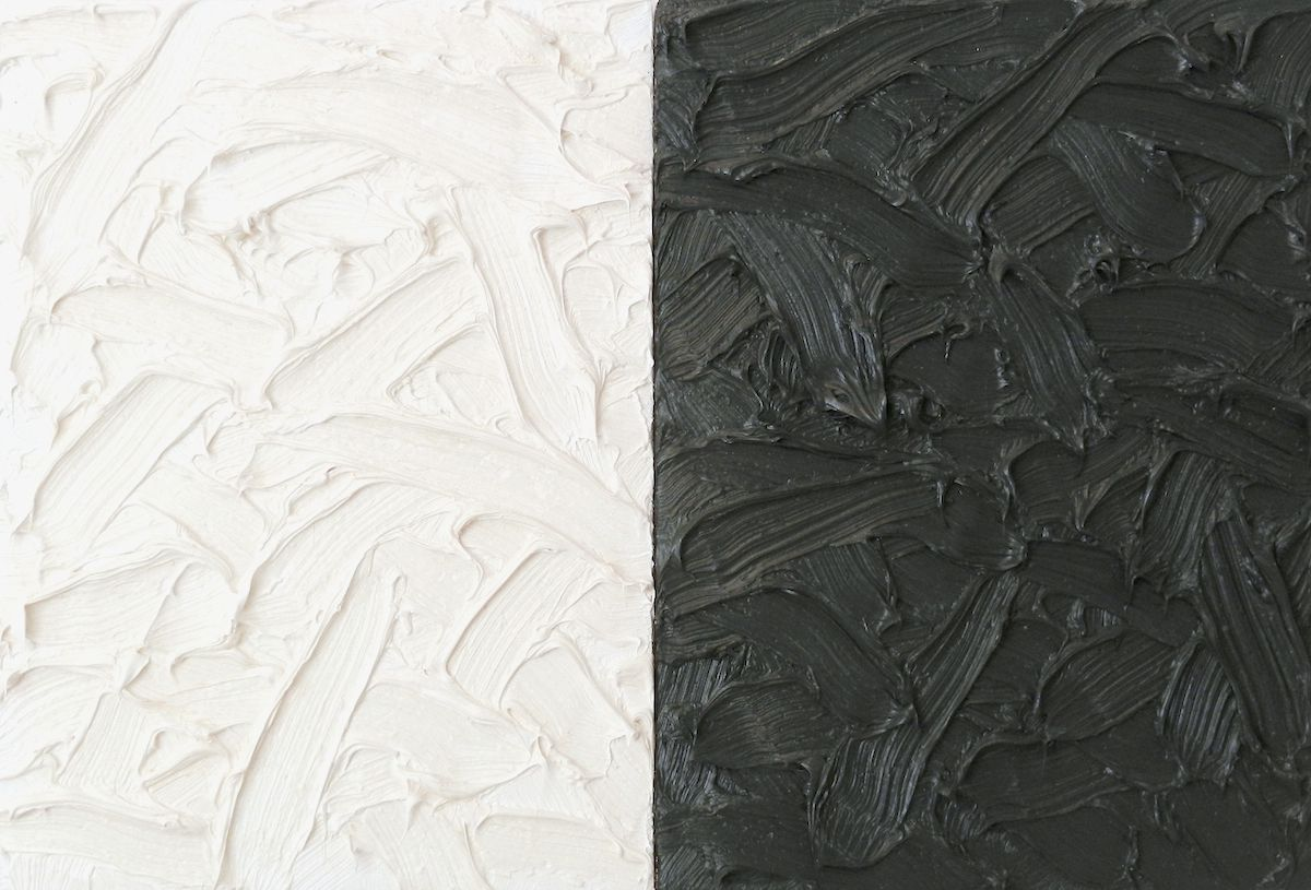 ABSTRACT DIPTYCH #22, 2013