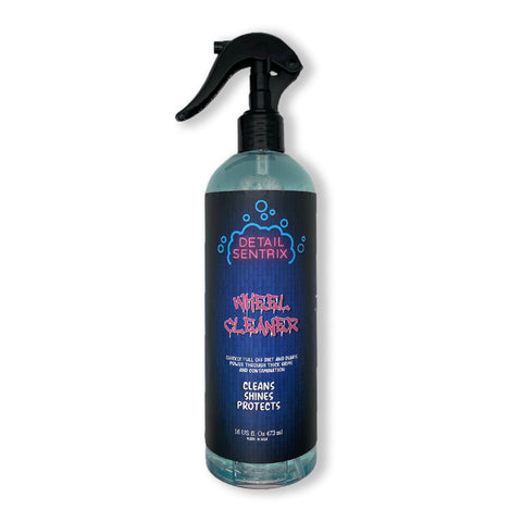 Wheel Cleaner - Detail Sentrix