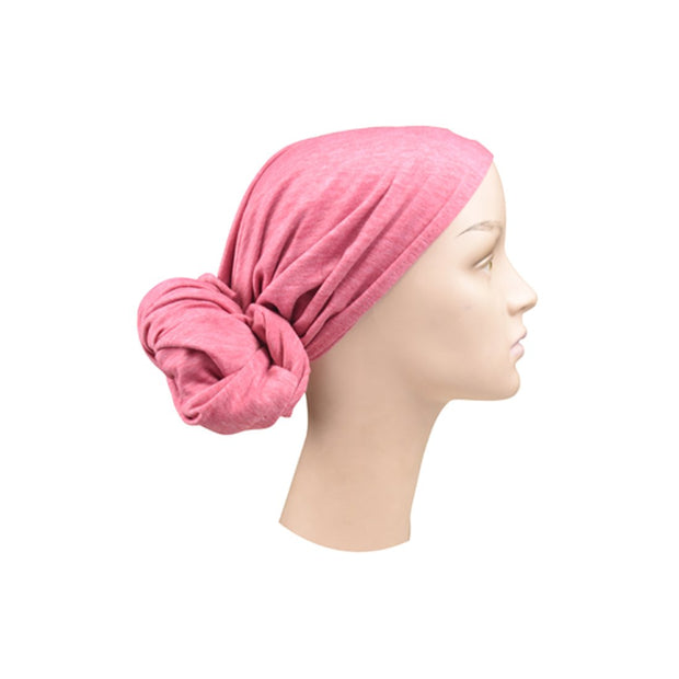 Cotton Headscarf Womens Chemo Ultra Soft Oblong Tichel Head Scarf