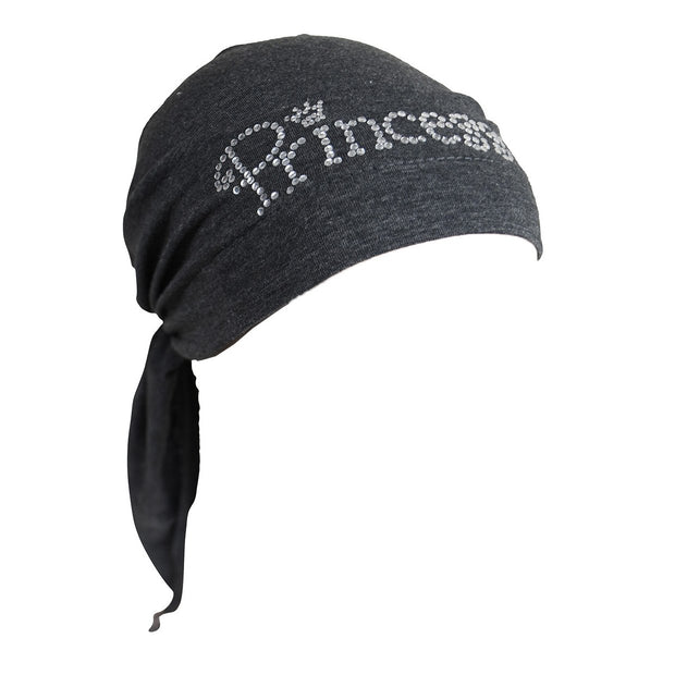 Kids Pretied Princess Cancer Cap