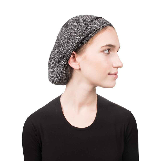 Landana Headscarves Crocheted Snood with Band - Unlined