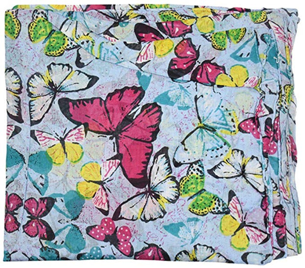 Butterfly Headscarf Chemo Scarf Head Wrap