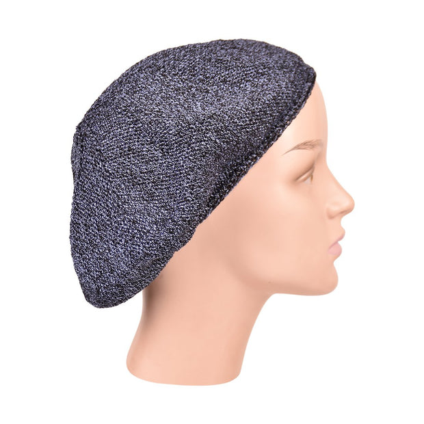 Landana Headscarves Crochet Snood with Lining - Womens Hair Cover