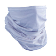 Cotton Stretch Neck Gaiters Multi Use Scarf-Light Blue