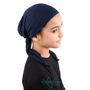 Kids Chemo Cap Pretied for Girls Soft Cancer Scarf