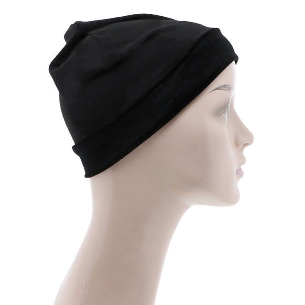 Landana Headscarves No Slip Cotton Wig Liner for Hats, Caps and Wigs