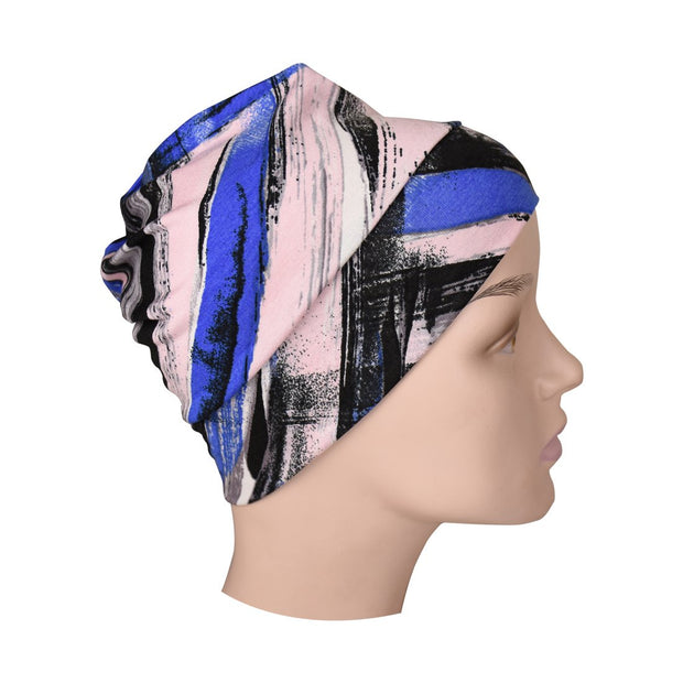 Landana Headscarves Printed Soft Chemo Cancer Sleep Cap Liner