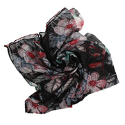 Flower Headscarf