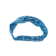 Wide 8 Inch Bandana Headwrap