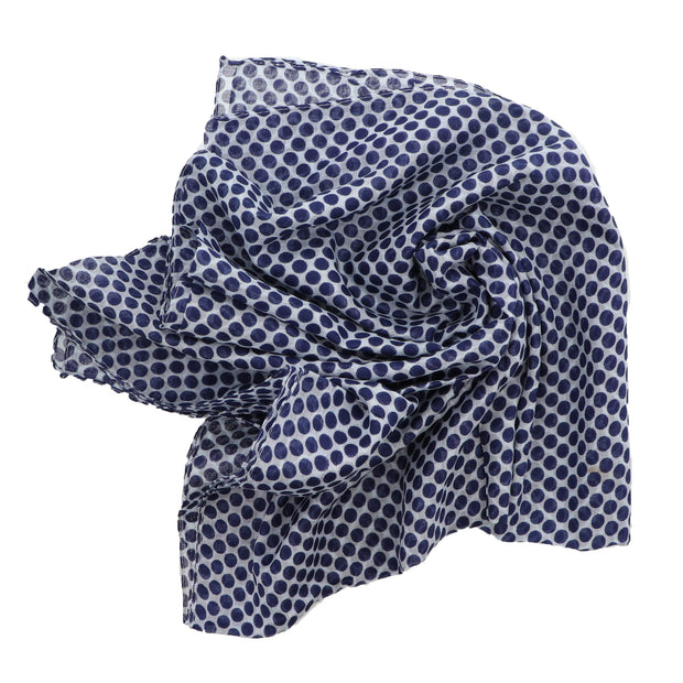 Polka Dot Headscarf