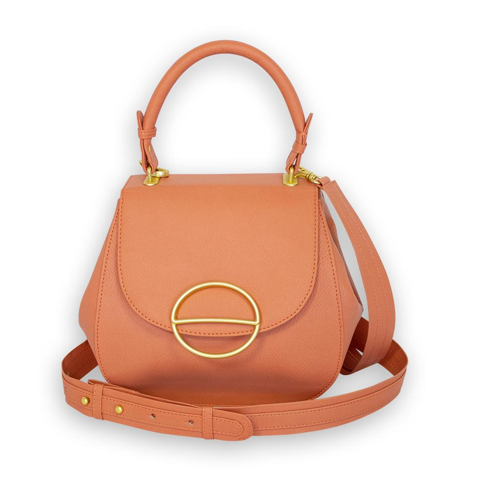 nuuwaï crushed apricot nuuwaï - Vegan Crossbody Bag - LICA