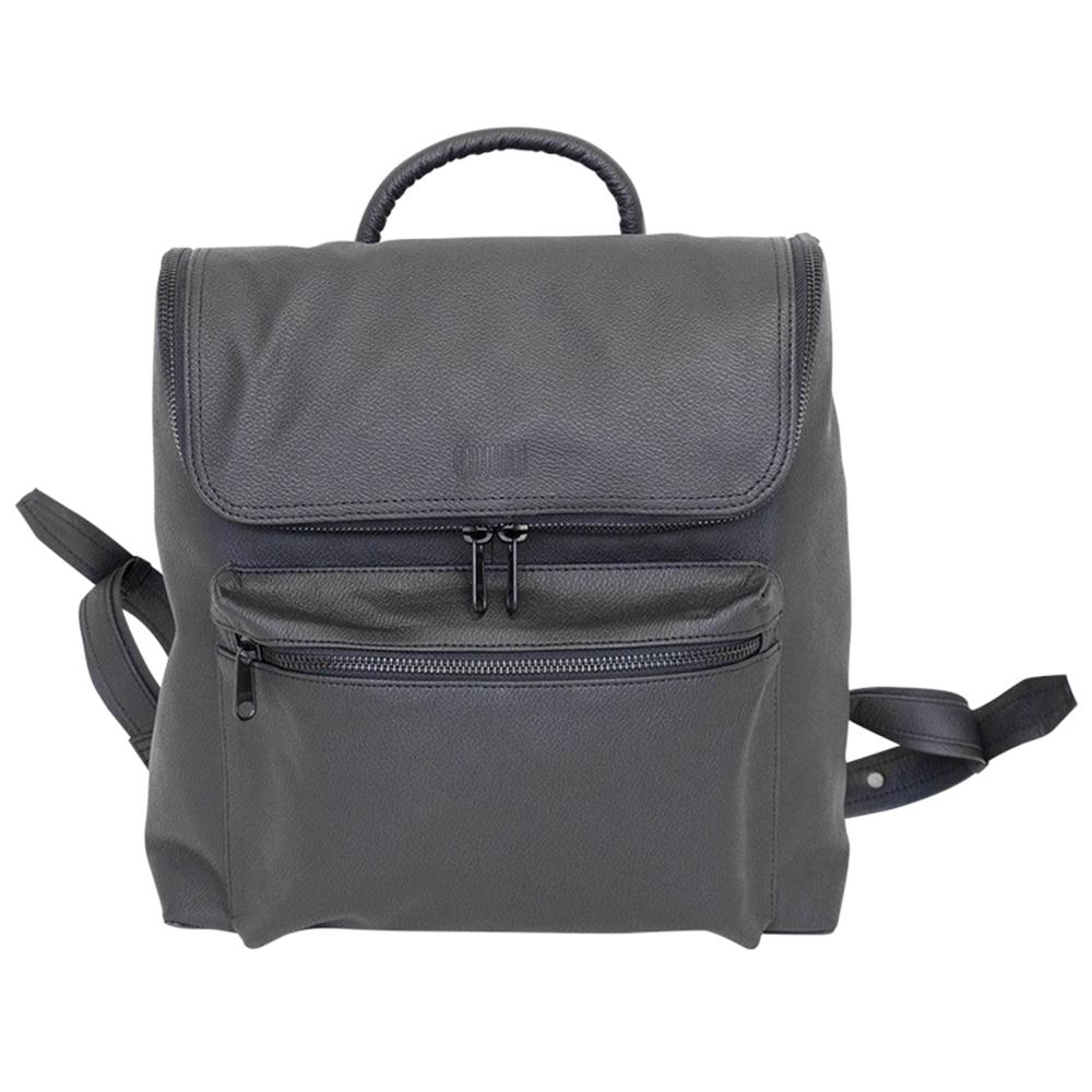 nuuwaï night black nuuwaï - Vegan Backpack - KIM