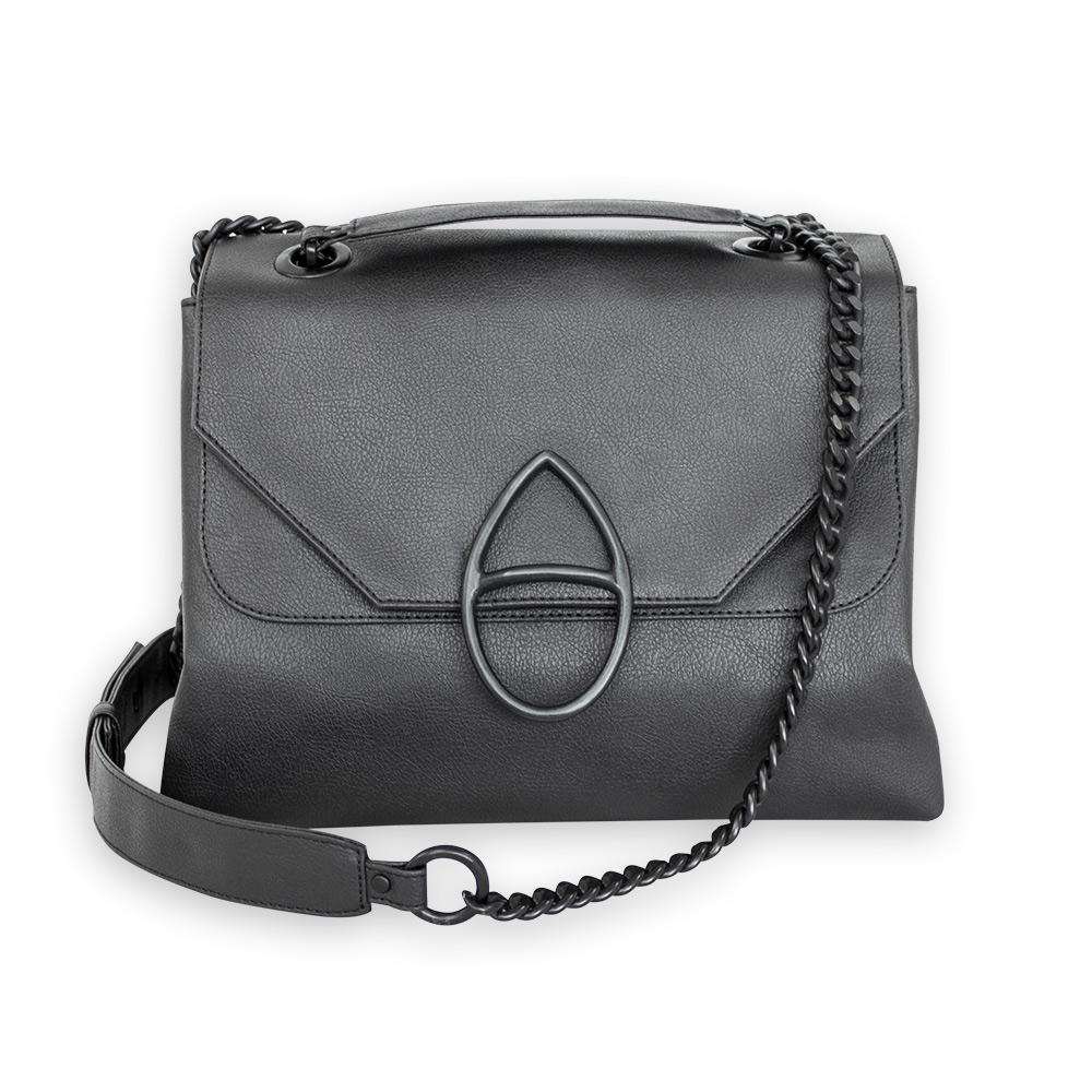 nuuwaï night black nuuwaï - Vegan Bag - VIVICA
