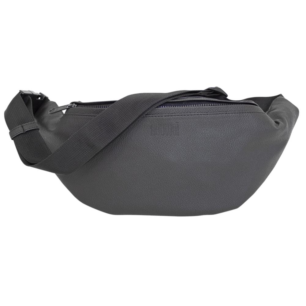 nuuwaï night black nuuwaï - Vegan Hip Bag - MIKA