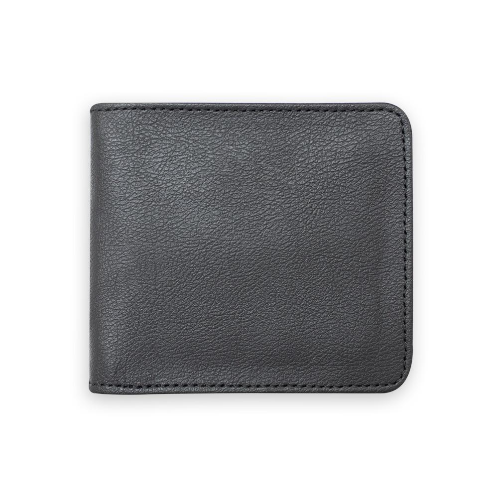nuuwaï night black nuuwaï - Vegan Wallet - ERIKA