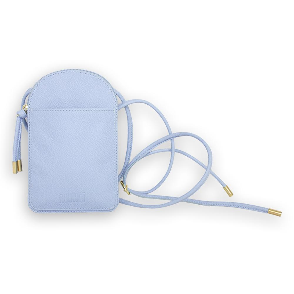 nuuwaï nuuwaï -  Vegan Neck Bag + Strap - KINE + SONNI BUNDLE